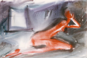 Wet-on-Wet Watercolor Shalumov